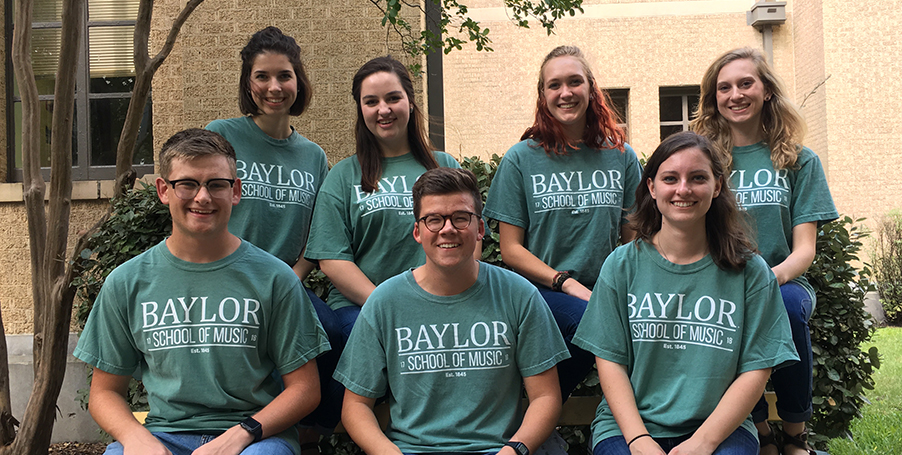 Baylor Music Educators Association Leadership Portrait