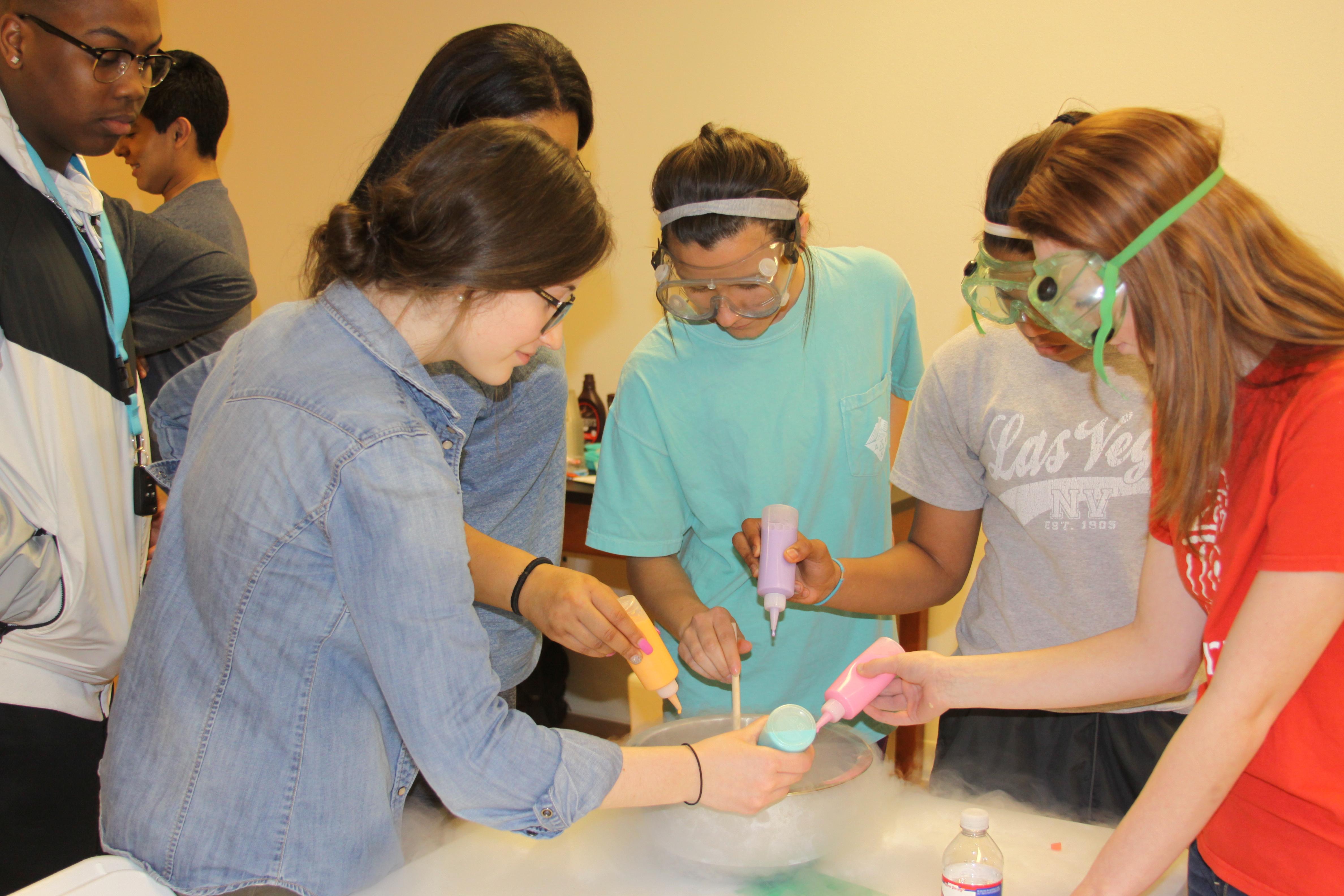 Waco Teen Science Cafe 1