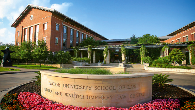 Full-Size Image: Baylor Law School