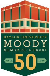 Moody 50th Anniversary Logo