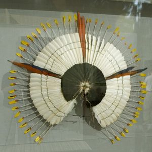 Karaja Laheto Headdress