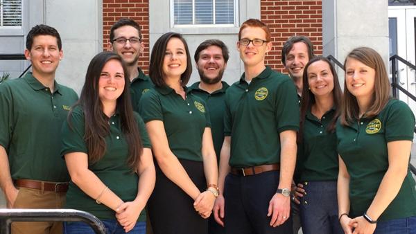 GSA Leadership Team 2017-18