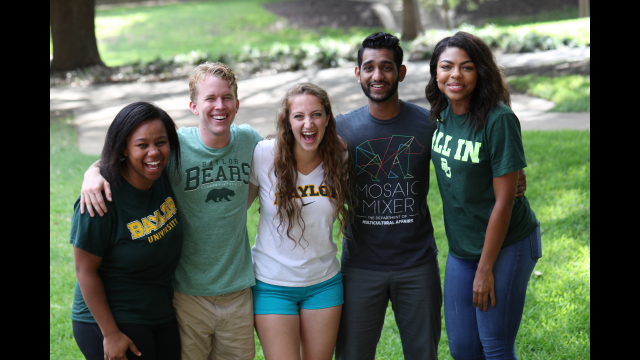 Baylor University Receives Department of Education Grant for TRIO McNair Program