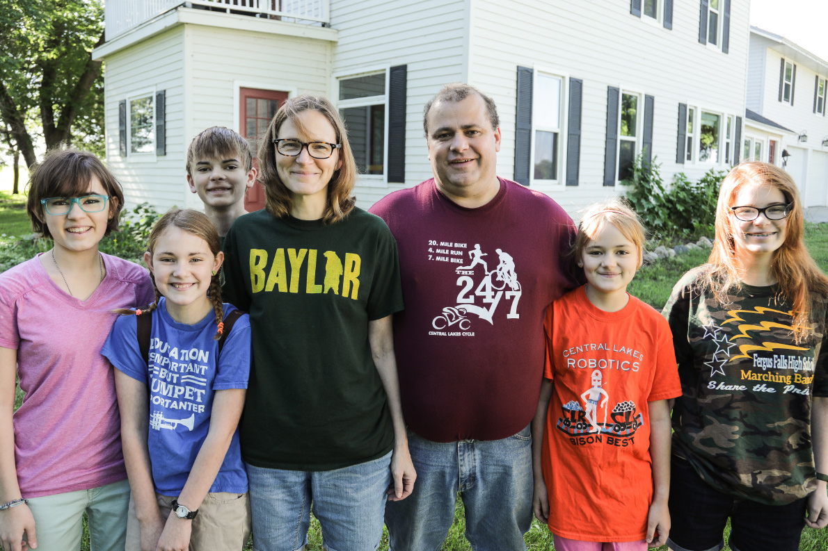 The Grotberg Family