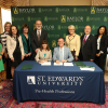 Baylor University Louise Herrington School of Nursing Signs Articulation Agreement with St. Edward's University