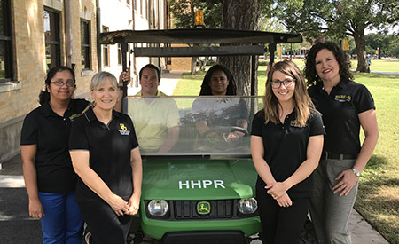 HHPR Staff
