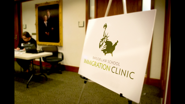 Patton Gift Immigration Clinic