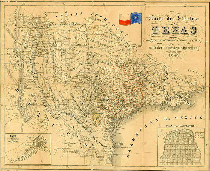 Land and Its Legacy in Texas History: