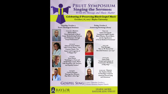 Pruit Symposium 2017