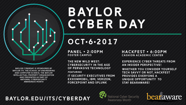 Cyber Day graphic