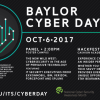 Cyber Day at Baylor to Feature Panel with Corporate IT Leaders, HackFest Event