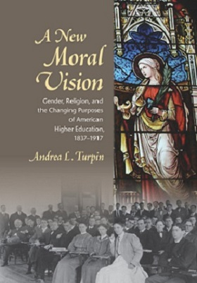 Book Cover of A New Moral Vision