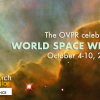 Baylor University and Office of the Vice Provost for Research Observe World Space Week