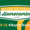 Baylor Homecoming Events - Oct. 19-21, 2017