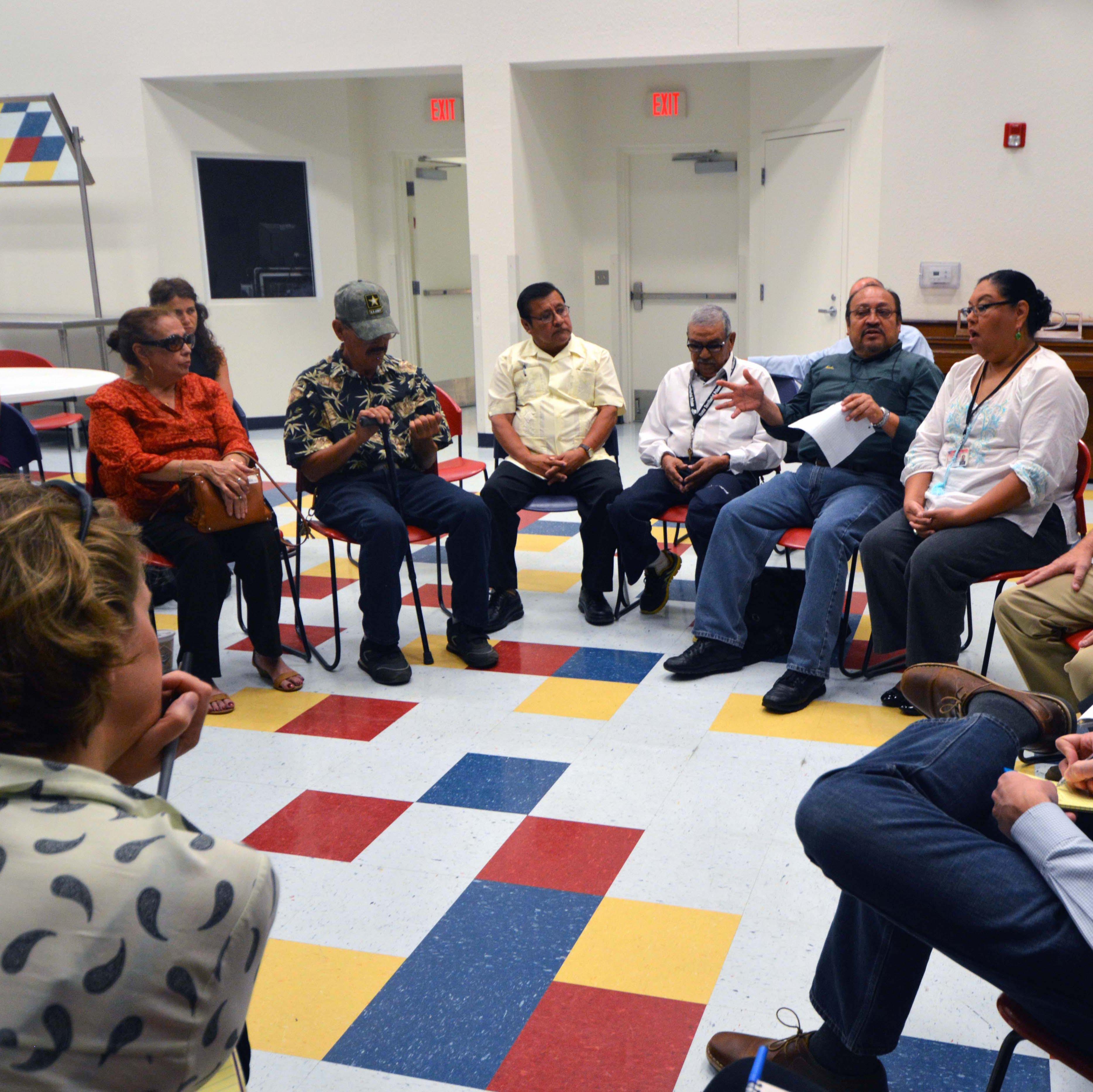 collborative meeting in El Paso