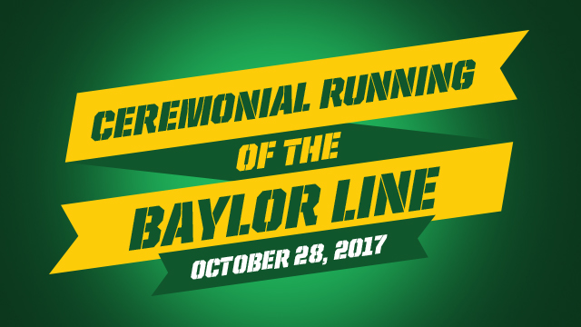 Full-Size Image: Ceremonial Running of the Line