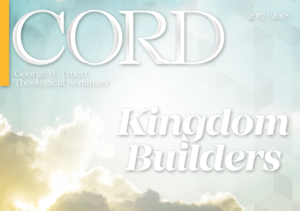 The Cord 2017 Cover - Kingdom Builders