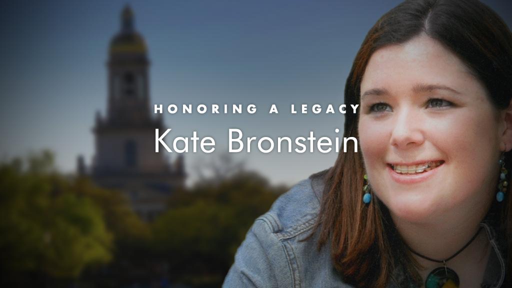 Kate Alison Bronstein Memorial Endowed Scholarship Fund