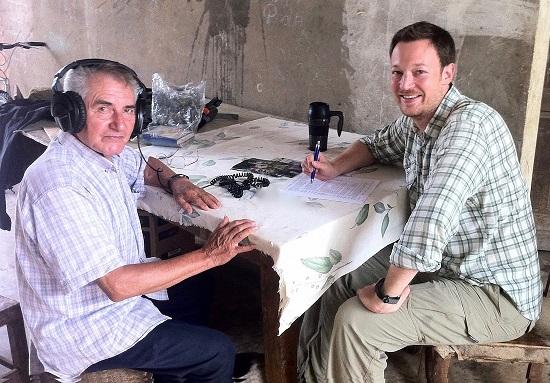Dr. Schultz in Bolivia