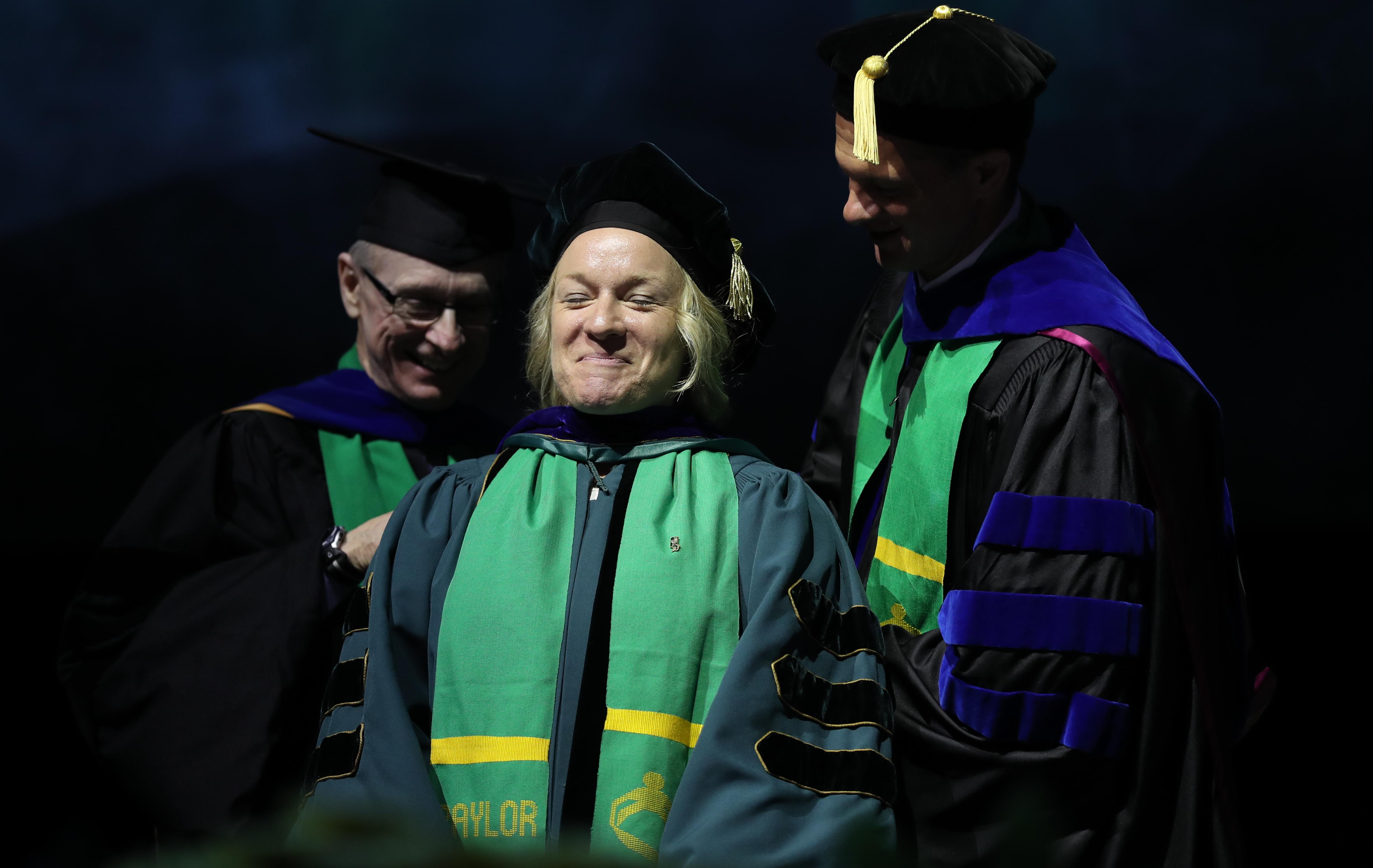 GSSW PhD Grad