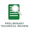 Preliminary technical review