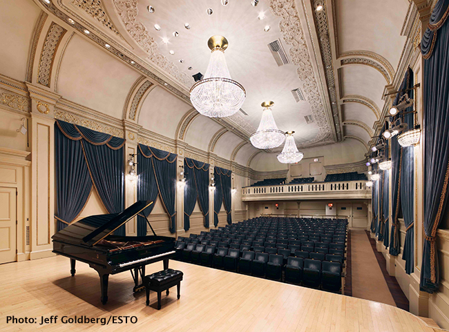 Carnegie Hall 2018