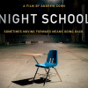 [night school poster]