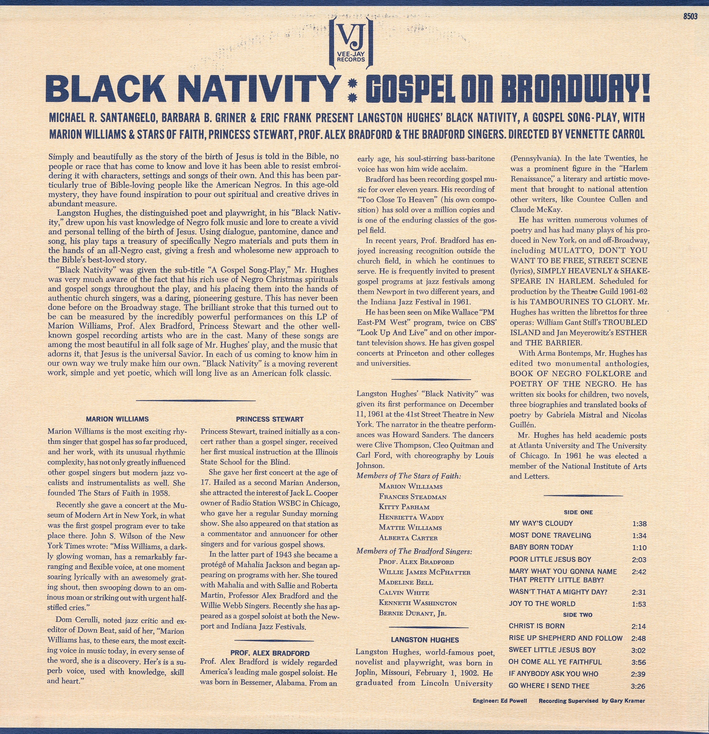 Black Gospel Music Expert Discusses Timelessness of Christmas ...