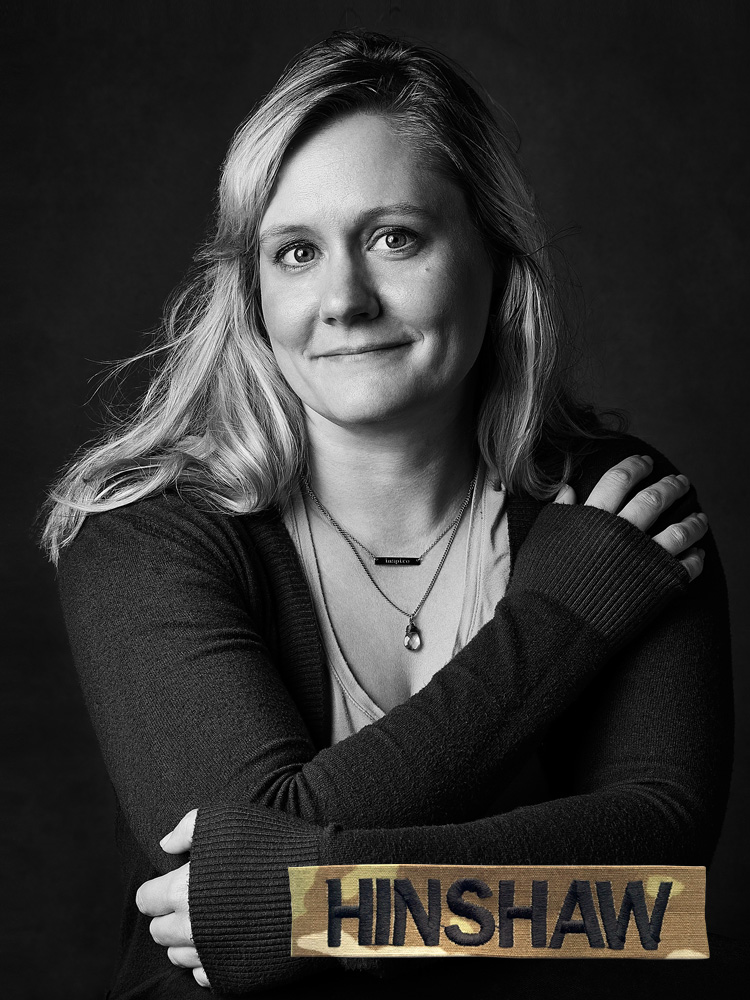 Mandy Hinshaw  /  Army  /  Senior, Elementary Education