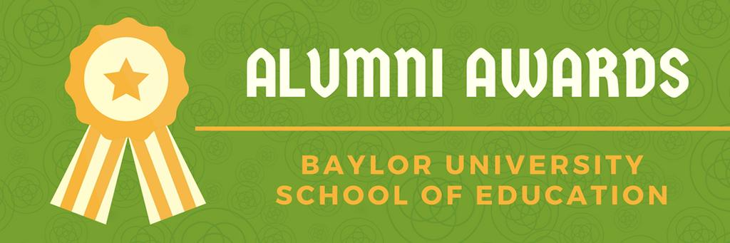 Alumni Awards Banner