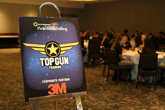 Announcing Top Gun Competition