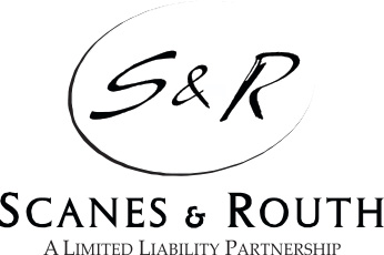 Scanes and Routh logo