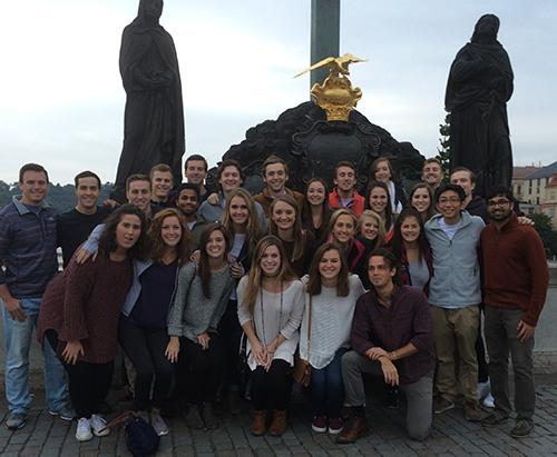 Class of 2016, Prague