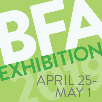 Spring 2019 BFA Exhibition