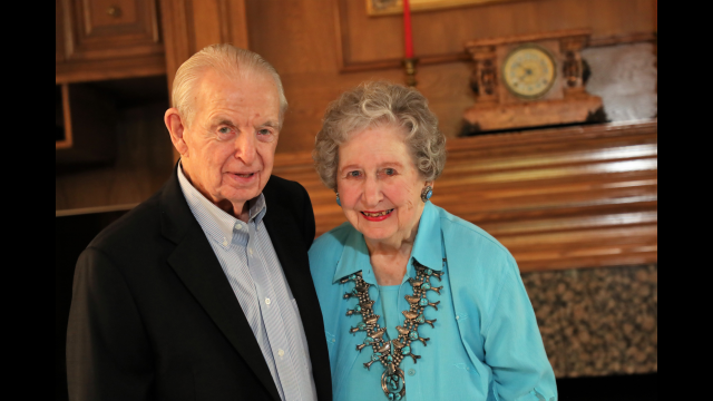 Don and Ruth Buchholz