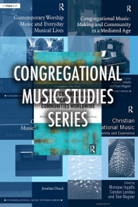 Book Cover: Congregational Music Studies Series