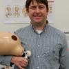 Motion capture lab researches rehab techniques