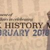 Baylor Celebrates Black History Month