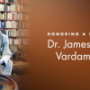 [Dr. James Vardaman Memorial Graphic]