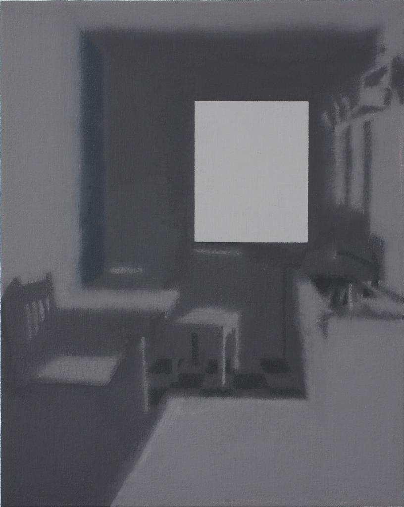 Idaho/Oregon Fiction #1 | 20x16 Oil on Canvas
