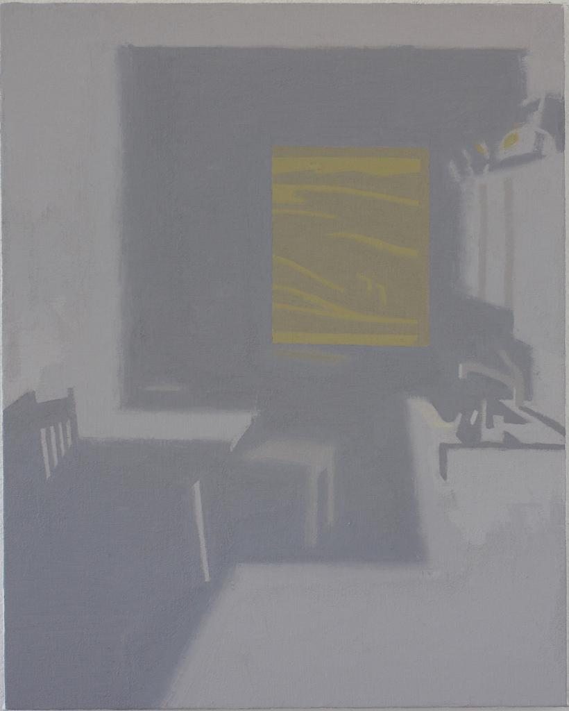 Idaho/Oregon Fiction #5 | 20x16 Oil on Canvas