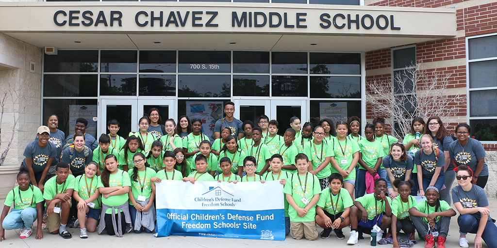 Baylor School of Education Freedom School