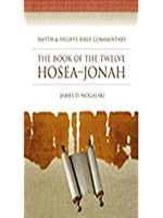 The Book of the Twelve Hosea Jonah Book Cover