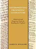 Interpreting Prophetic Literature Book Cover