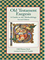 Old Testament Exegesis Book Cover