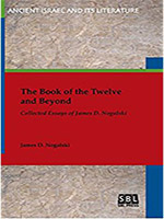 The Book of the Twelve and Beyong Book Cover