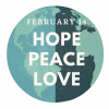 [Hope Peace Love]
