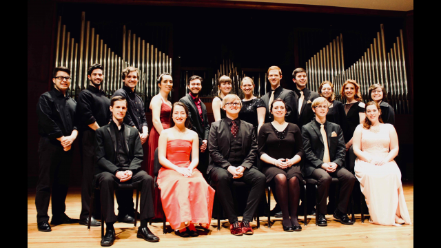 Semper Pro Musica winners