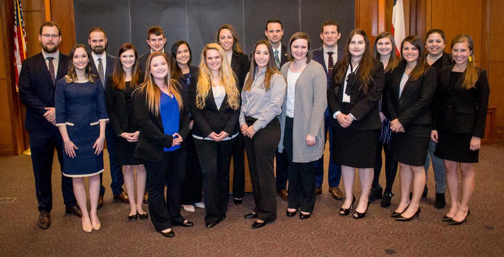 Group Photo of LEAD Counsel