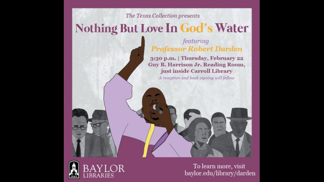Nothing But Love in God's Water graphic